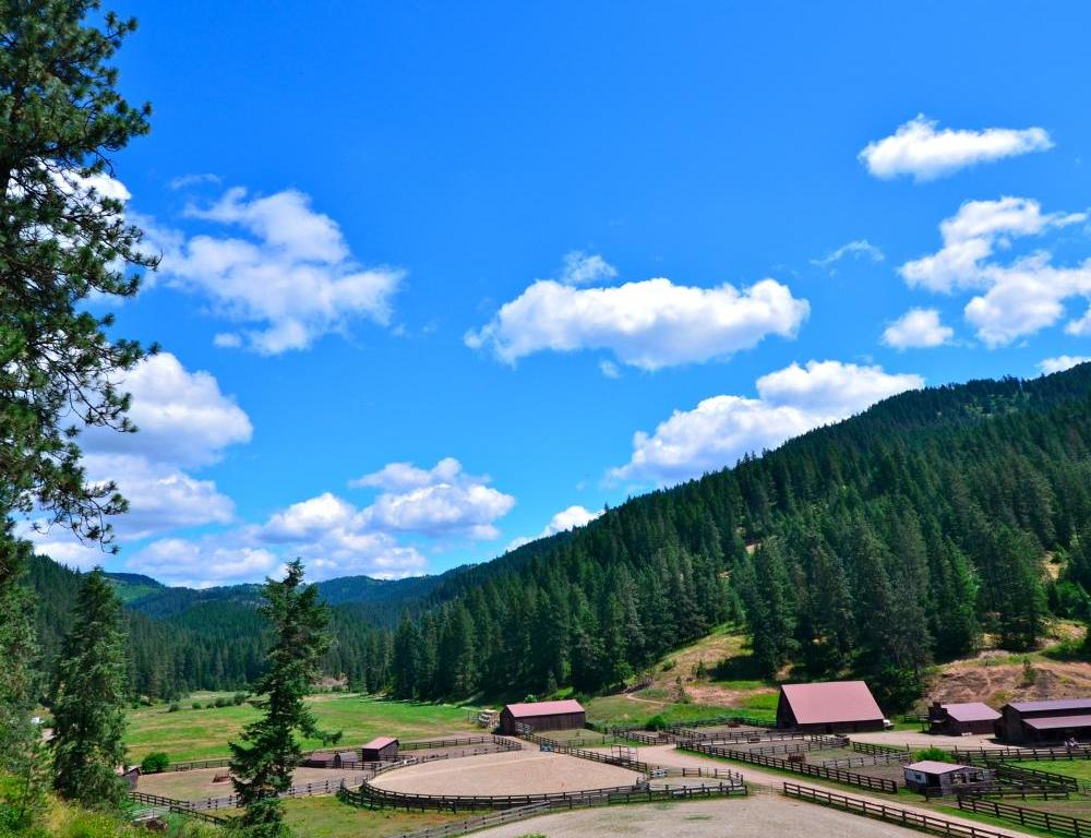 Red Horse Mountain Dude Ranch Idaho Retreats And Camps