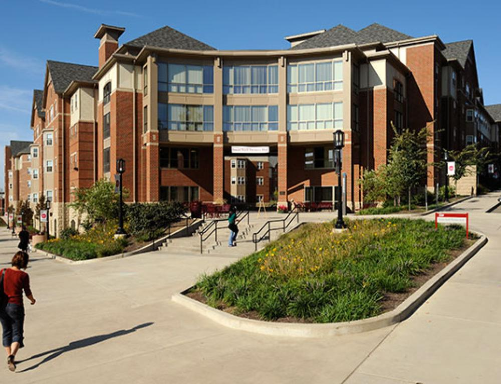 Delaney Residence Hall