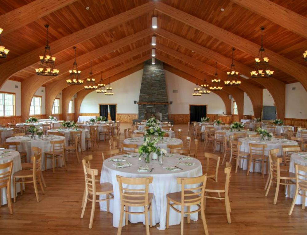 Inside The Banquet Hall/Conference Center