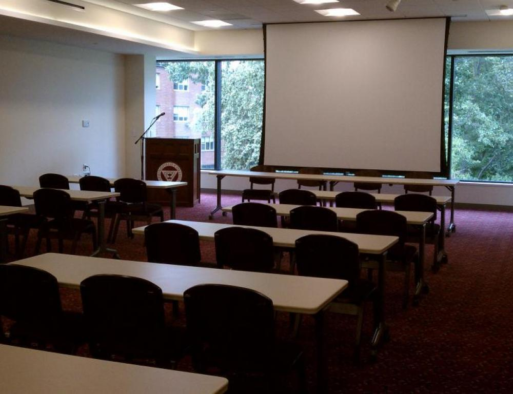 Dodge Room Multipurpose Space in the Flynn Campus Union