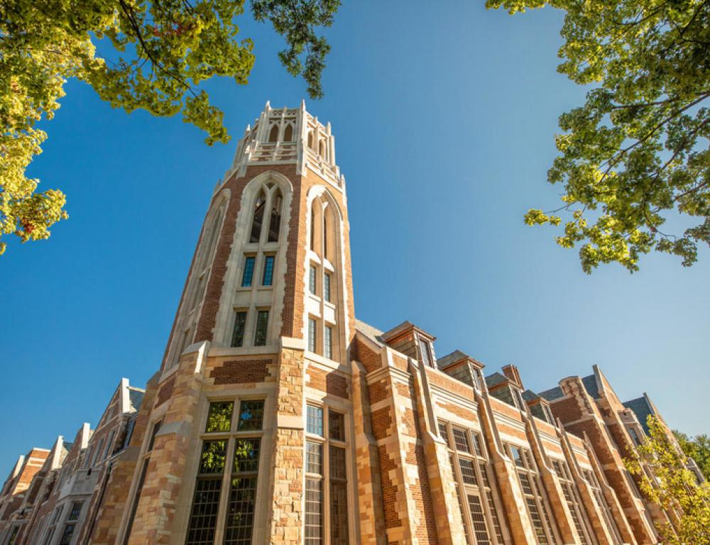 Vanderbilt has beautiful buildings for your group to meet!