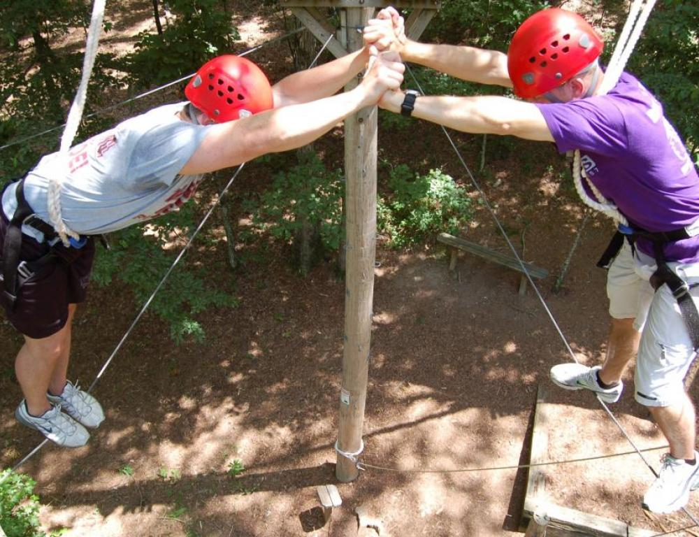 Learn more about our award winning Leadership and Team building program.