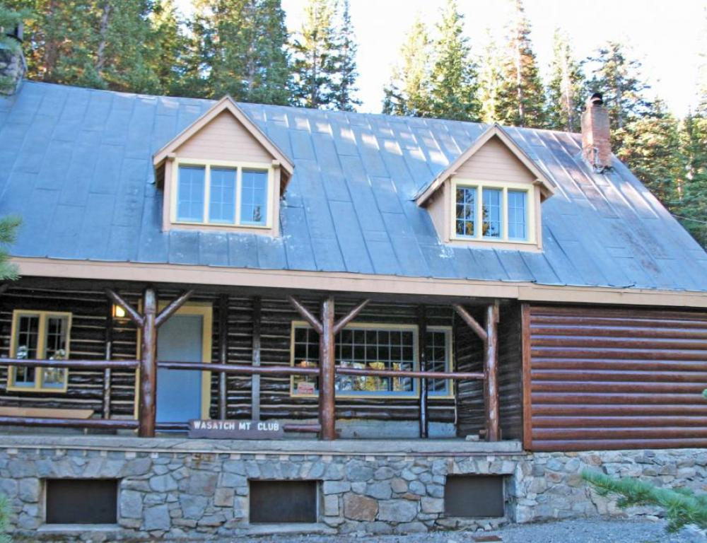 The Historic Wasatch Mountain Lodge