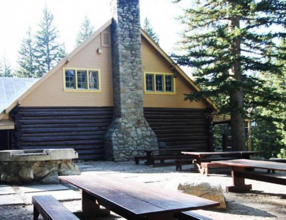 Patio  -  Wasatch Mountain Lodge