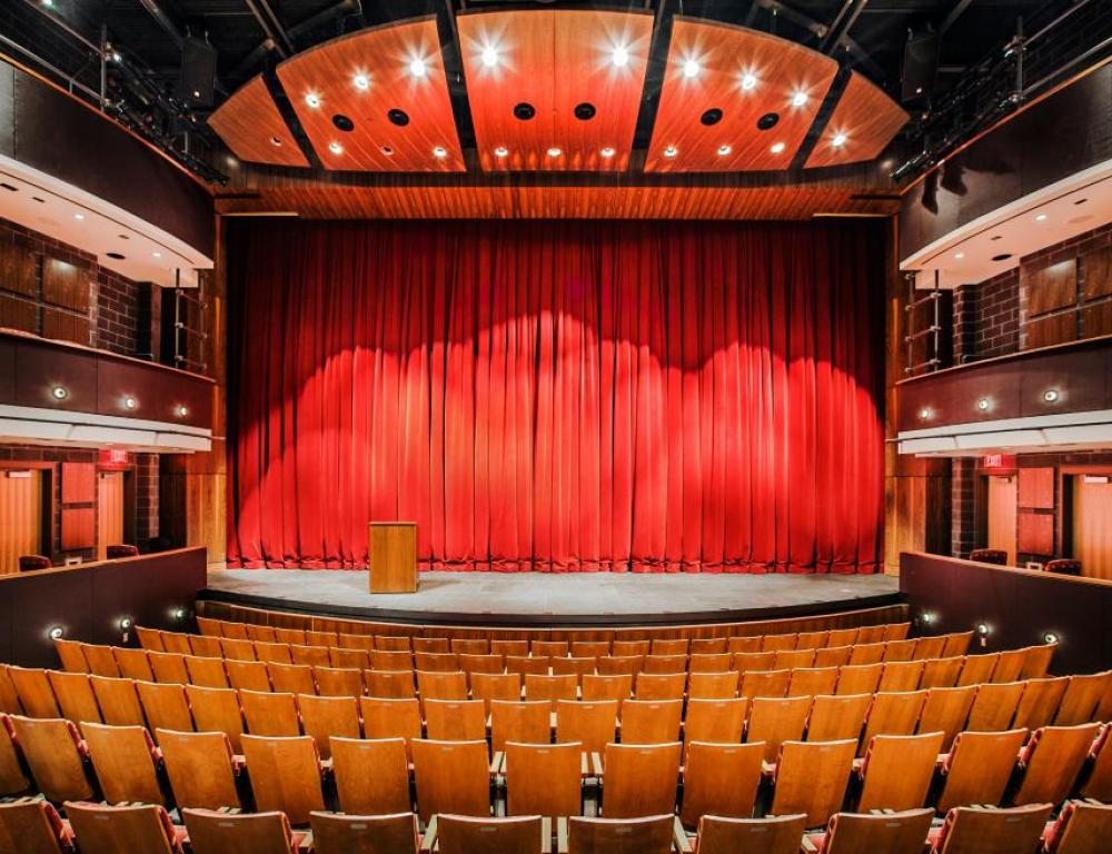 Fine & Performing Arts Center Main Stage