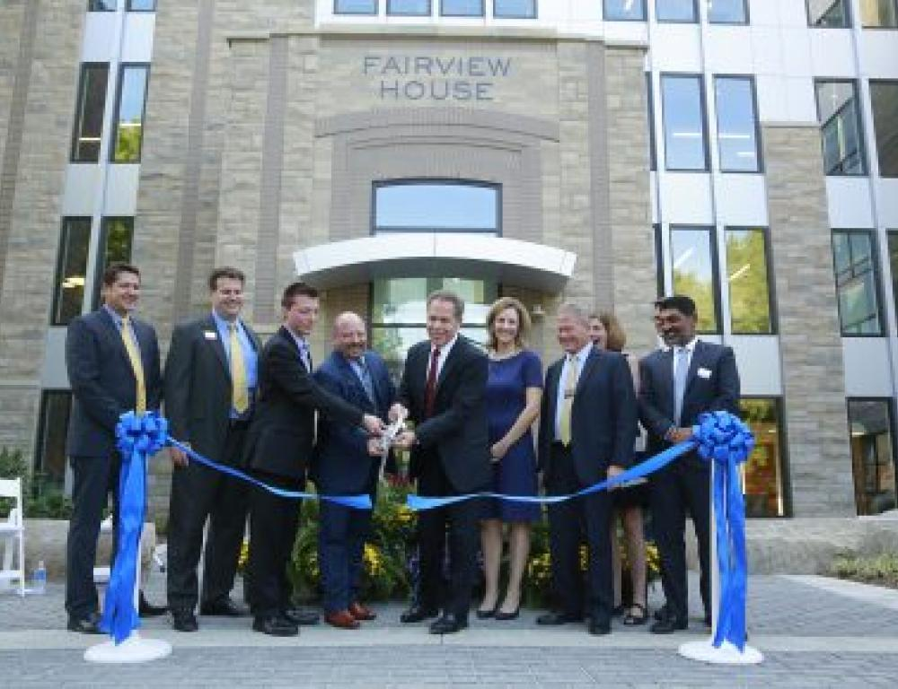 Fairview House Opening, Butler University