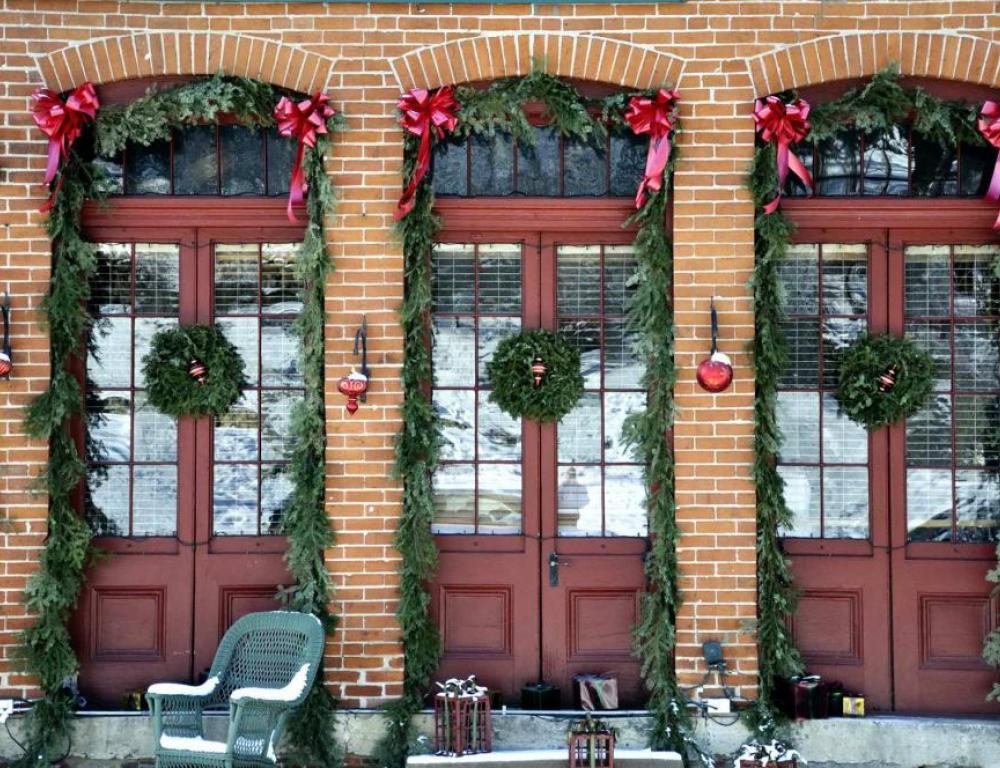 Winter holidays in Galena