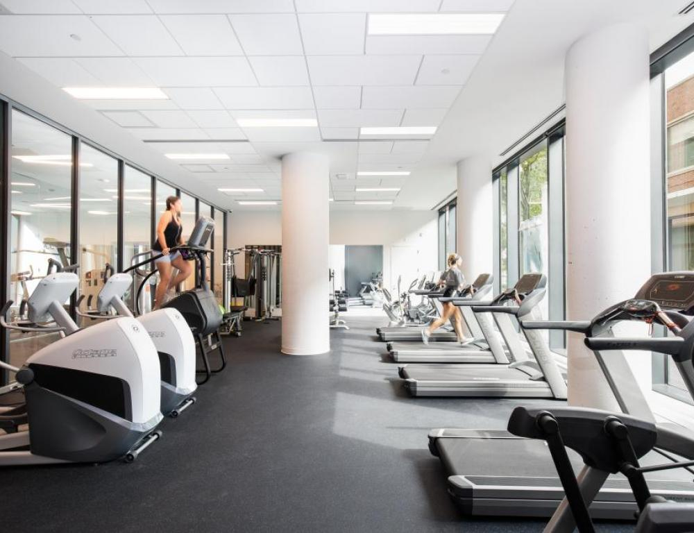 Emmanuel College Fitness Center