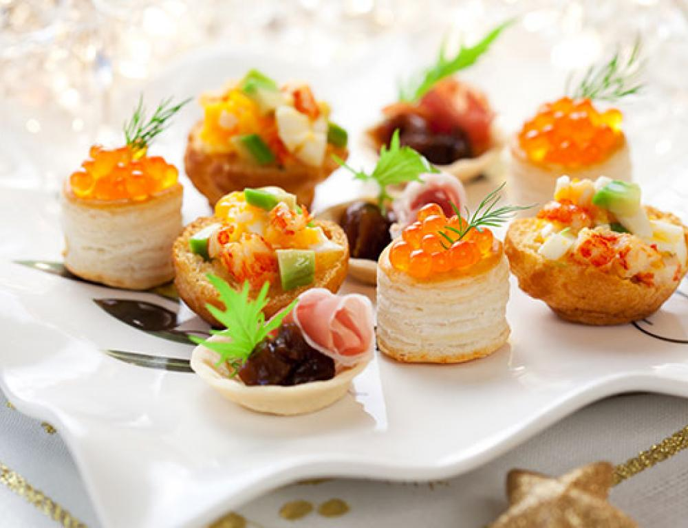 Scrumptious Appetizers