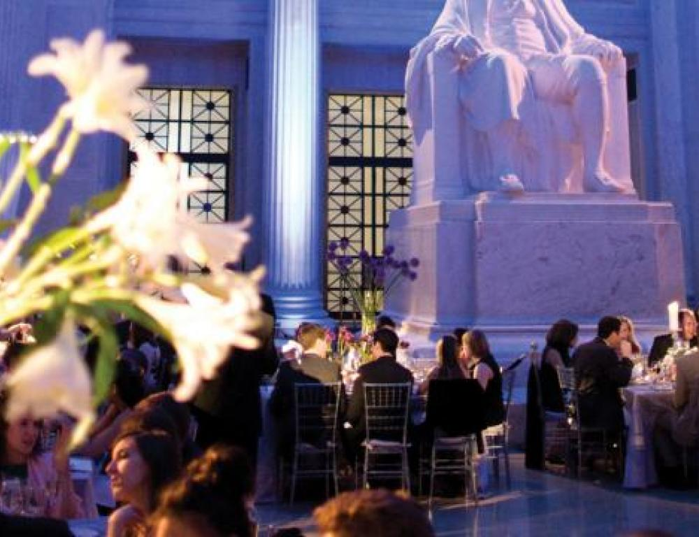 Corporate event, dinner, or gala, we've got you covered