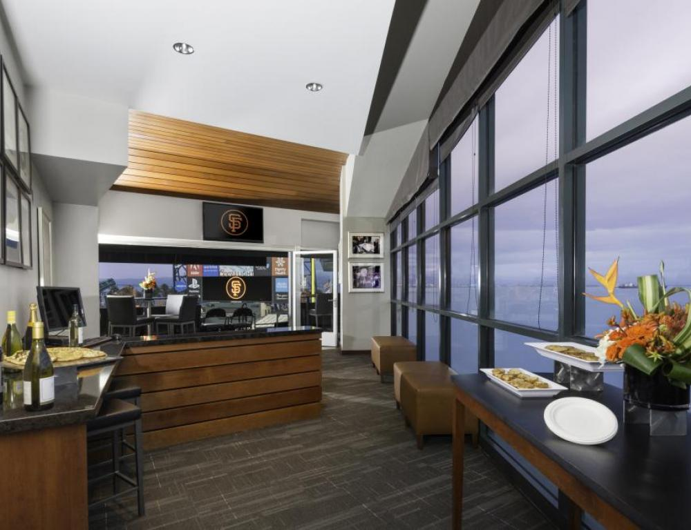 Giants Enterprises Executive Suite