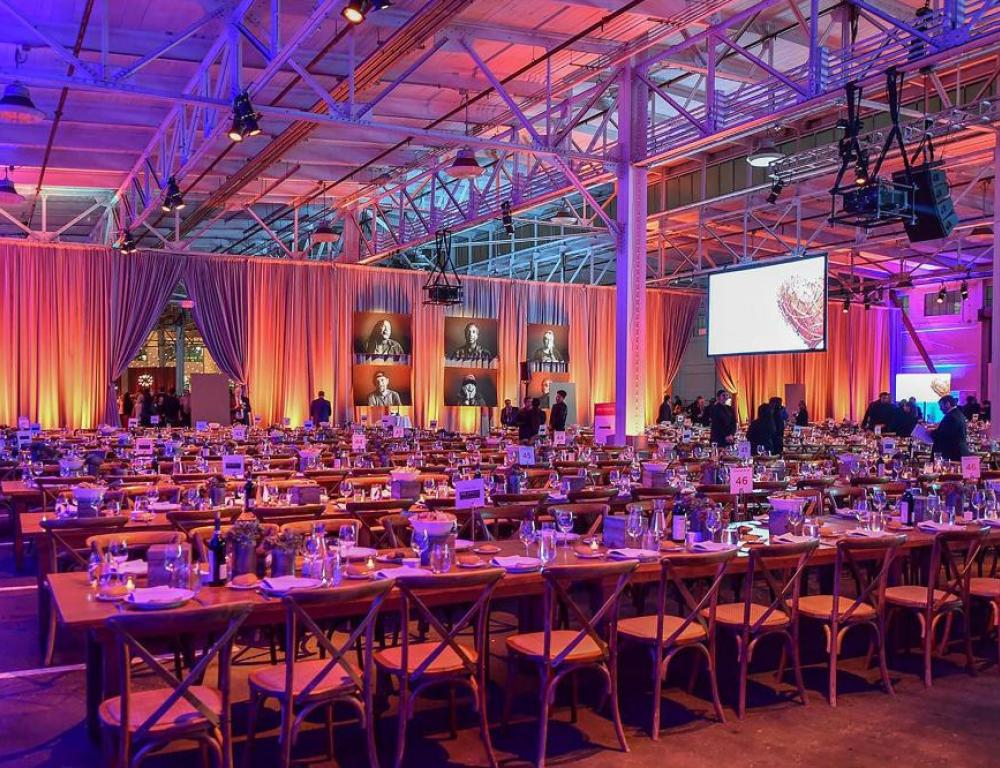 Pier48 accommodates some of the largest events in San Francisco