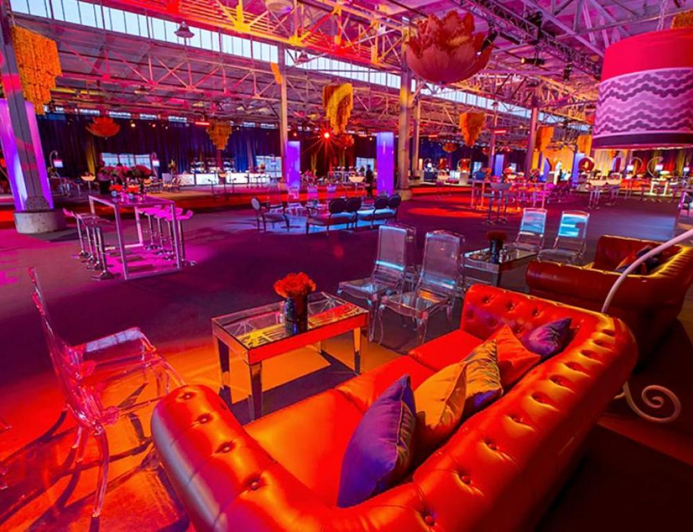 From lounge party to corporate event, anything and everything is possible in Pier 48
