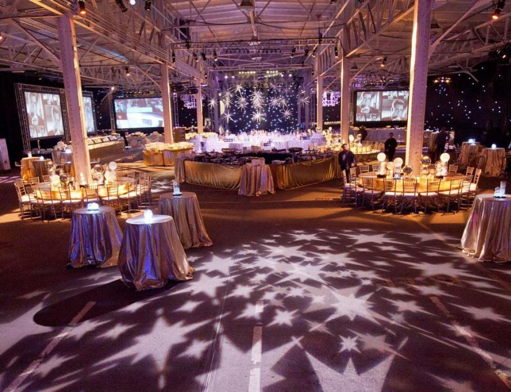 Pier 48 can accommodate any event imagineable