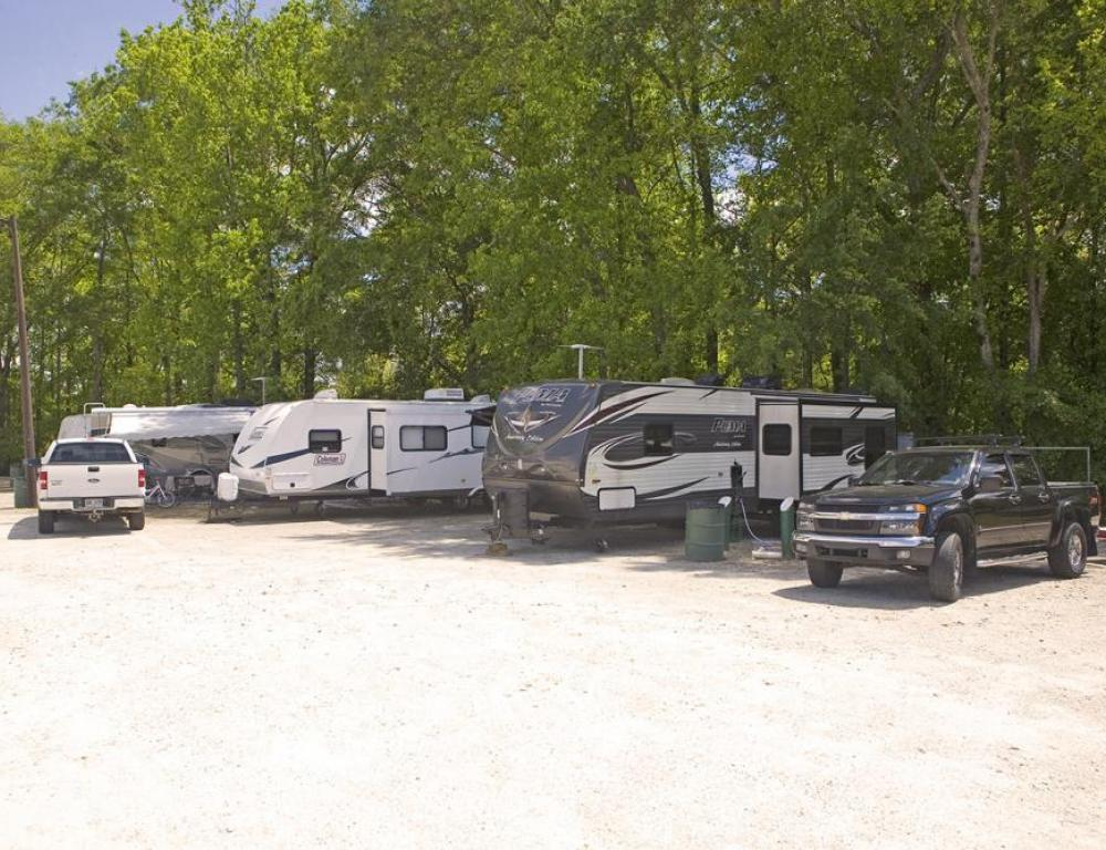 RV campsites available