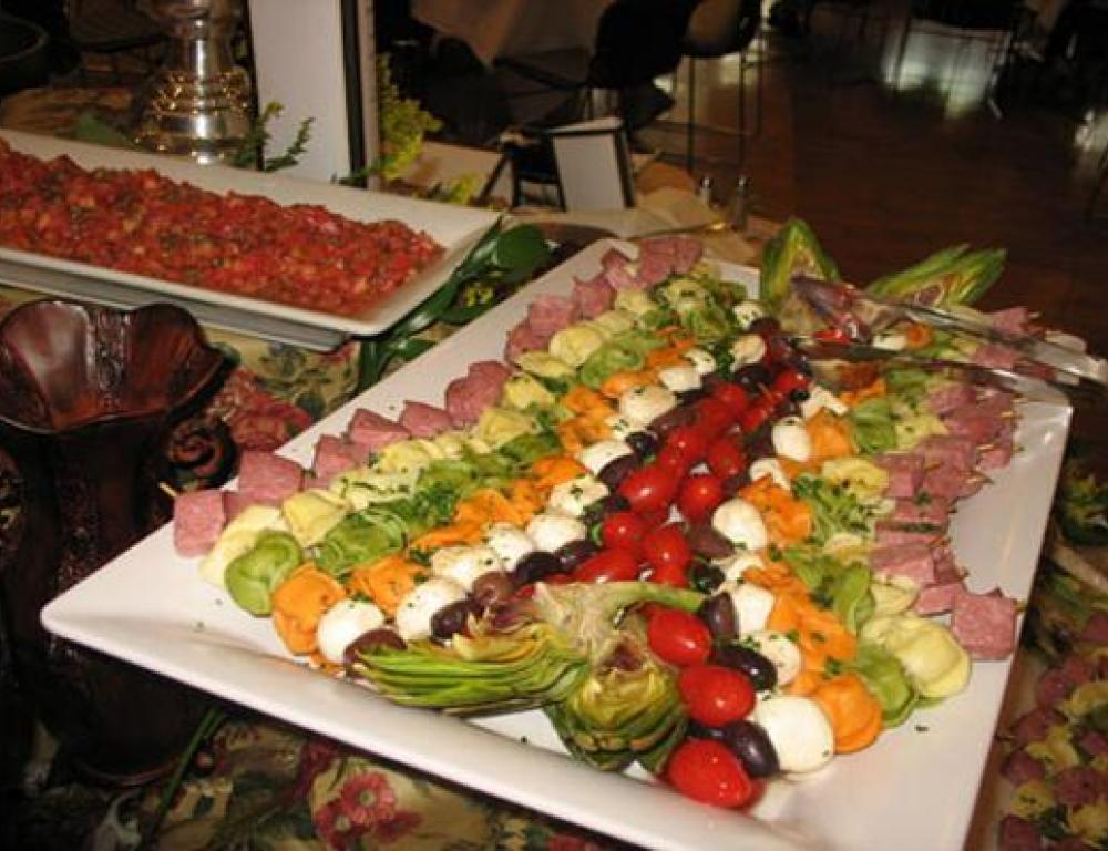 GT Dining and Catering offers a variety of options for catered events.