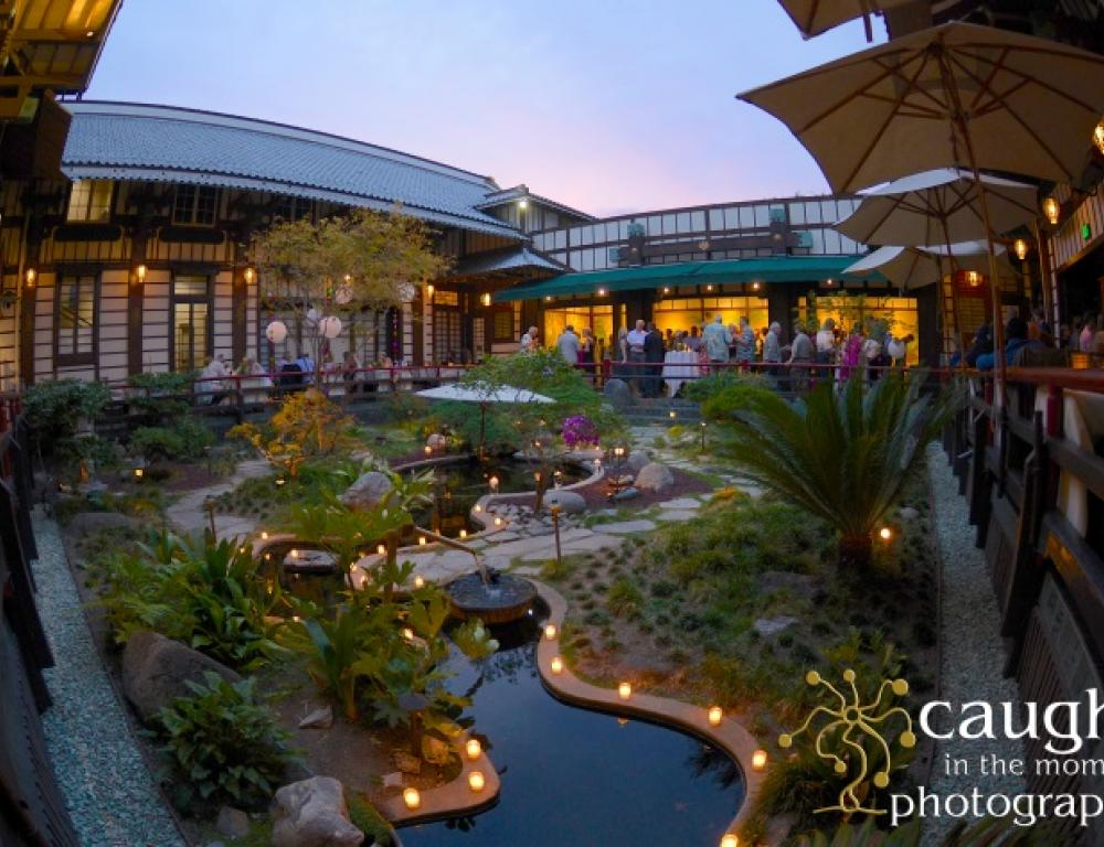 The Garden Courtyard Event Space