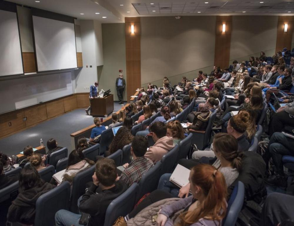 Emmanuel College Lecture Hall