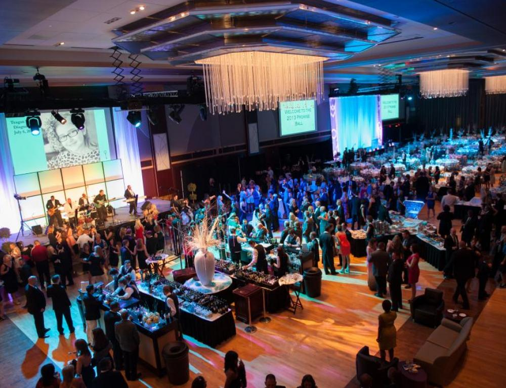 Best Venue for Formal Affairs- Ohio Union Grand Ballroom