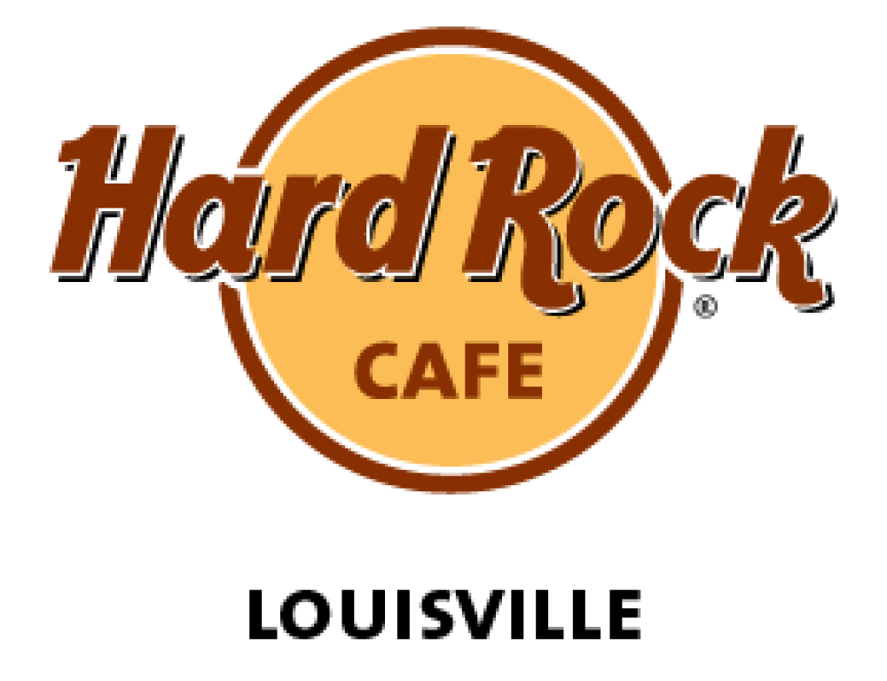 Hard Rock Cafe Louisville Logo