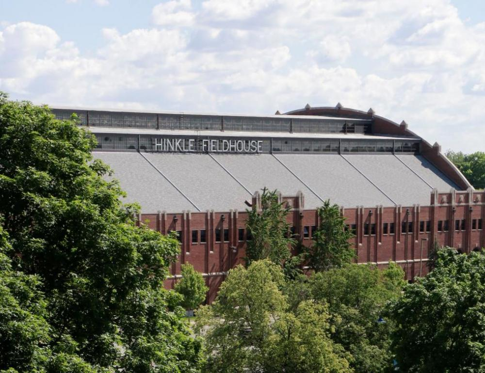Historic Hinkle Fieldhouse, Butler University