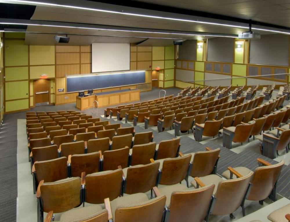 Fully Mediated Auditoriums