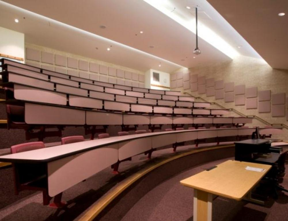 Olin Hall Lecture Room