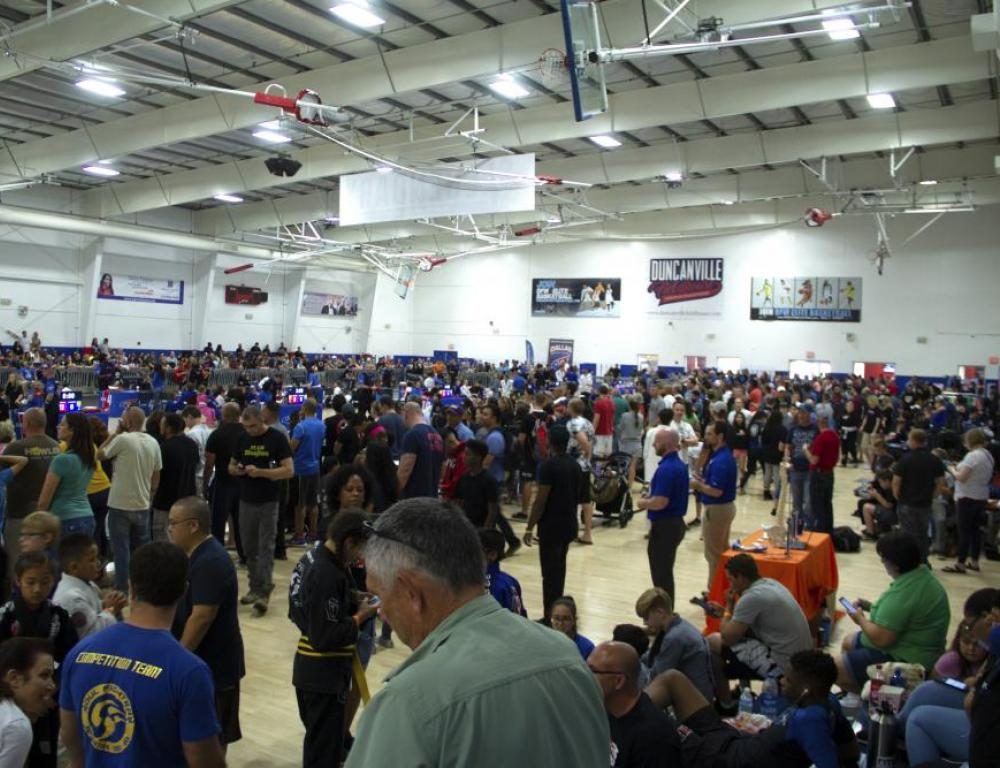 Brazilian Jiu Jitsu Tournaments