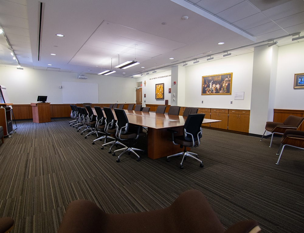 Jeffrey H. Peterson Board Room Conference Room