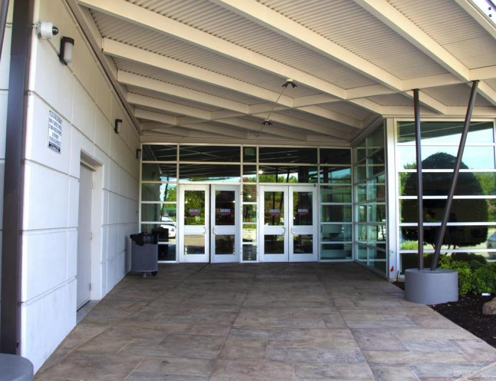 Duncanville Fieldhouse Side Entrance