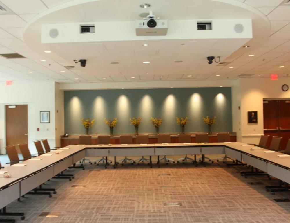Professional meeting space helps ensure a successful meeting