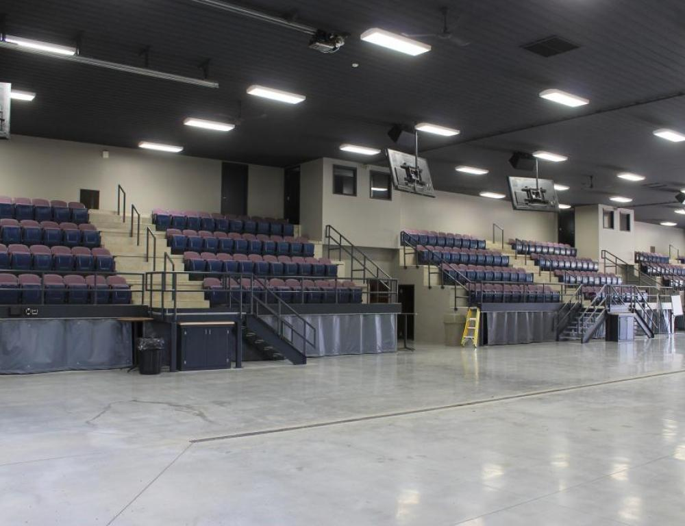 Inside View of Learning Center