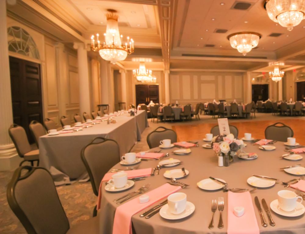 Trustee Ballroom- Weddings and more