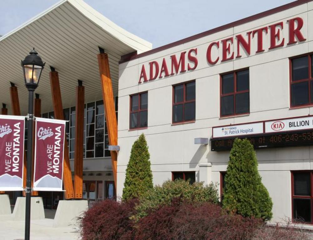 The Adams Center