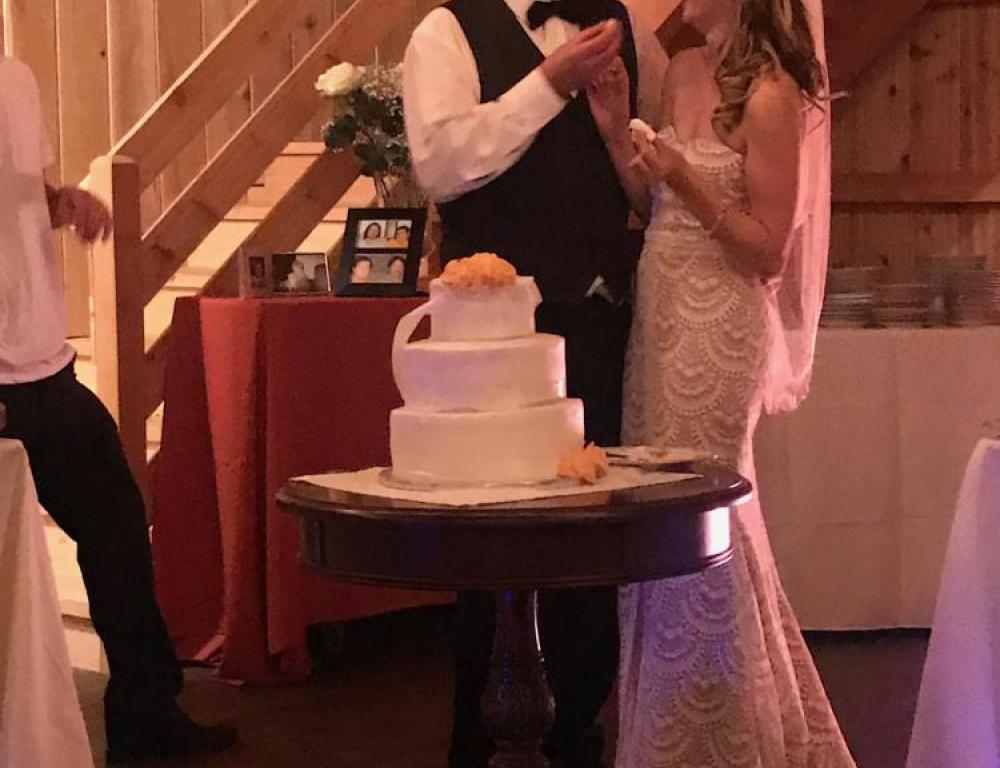 Cake Cutting in the Barn