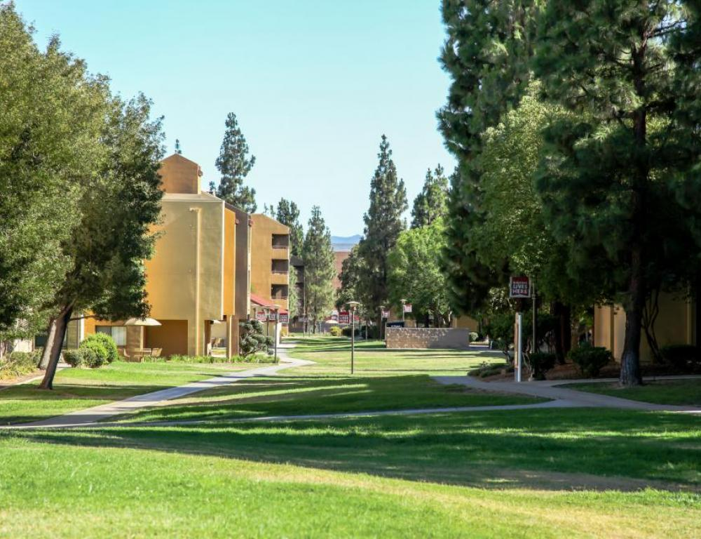 CSUN Student Housing Green Spaces