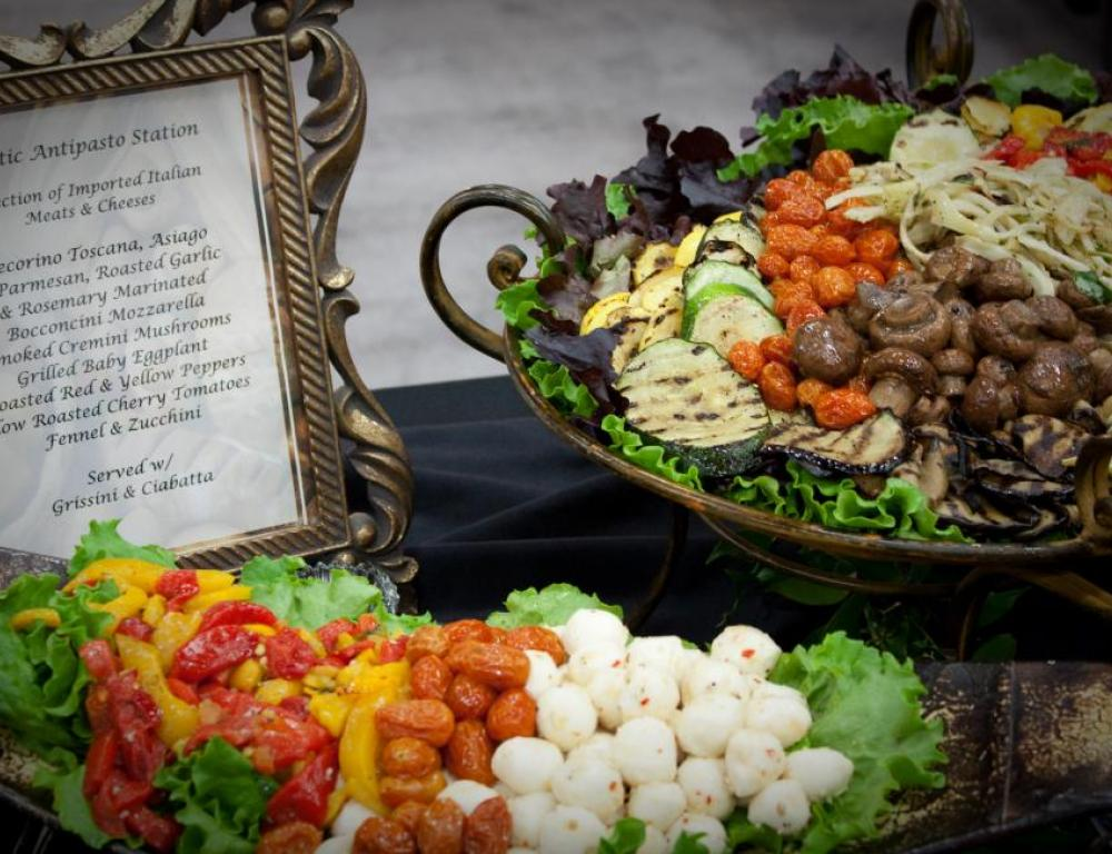 Iacocca Conference Center - antipasto display