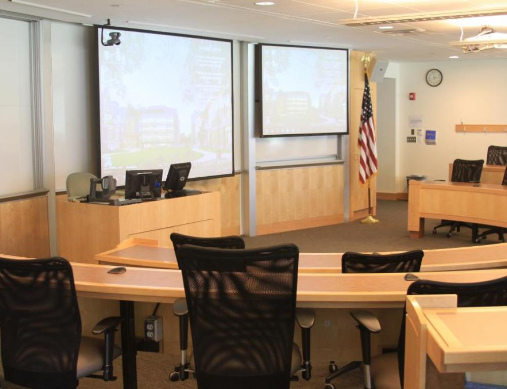 Emmanuel College Classroom Space