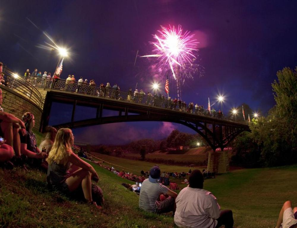 Galena's Independence Day Celebration