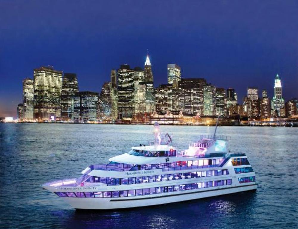 Hudson Harbor Yacht that's perfect for groups of 300-1,200