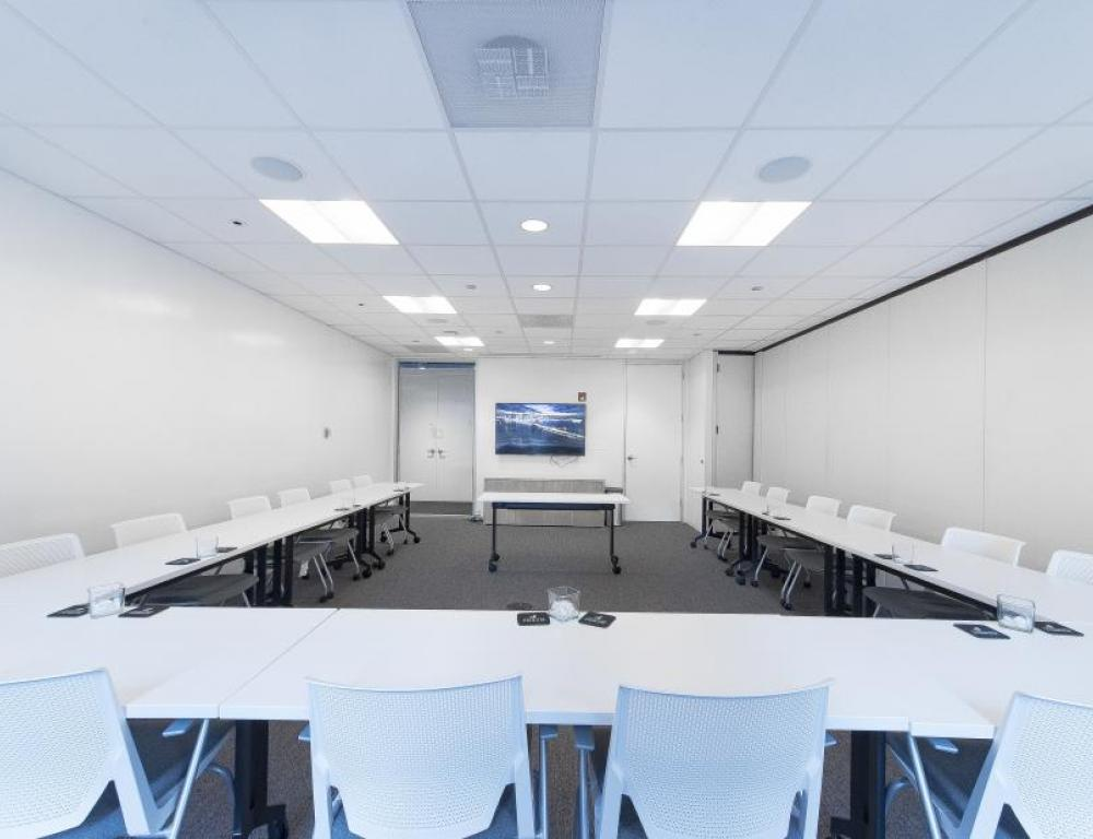 We offer virtual conference amenities.