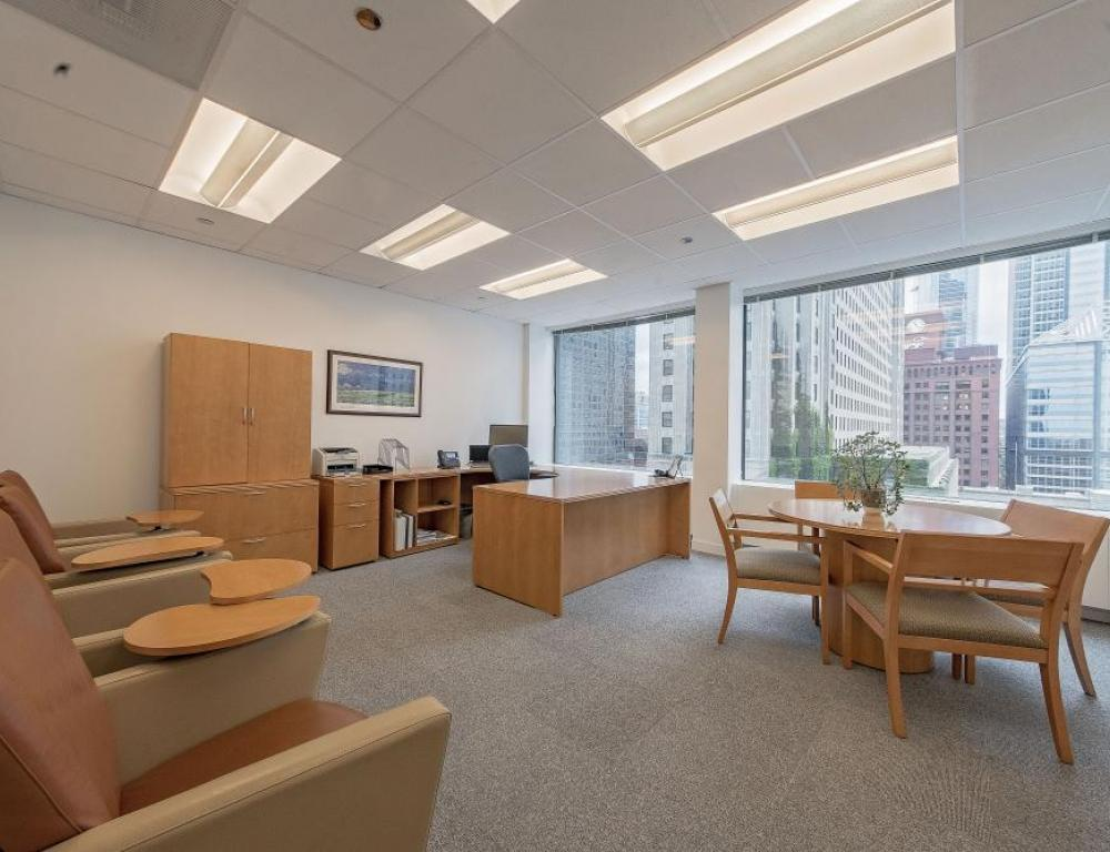 Impress Clients in Our Beautiful, Light Filled Space.