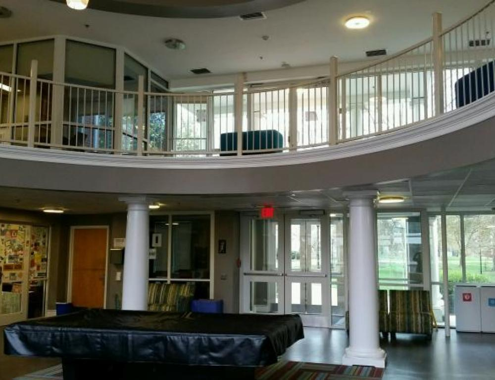 Jolly Residential Center Lobby