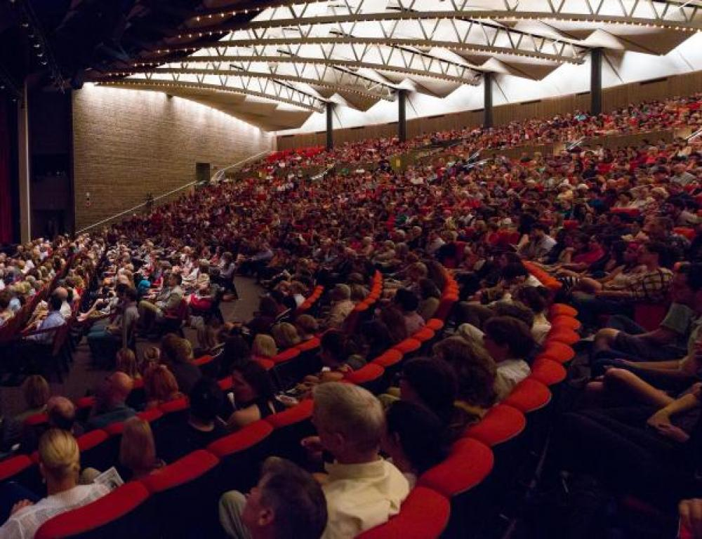 Laurie Auditorium 2,600 seat venue