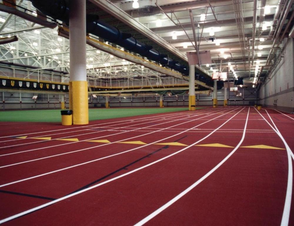Iowa State University: Lied Recreation Center