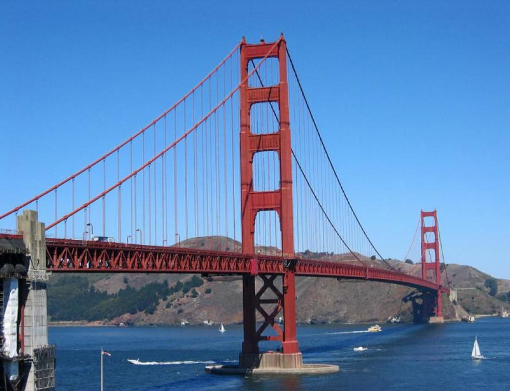 Local Attraction: The world renowned city of San Francisco is only an hour away from Davis! (Photo via Flickr CC)