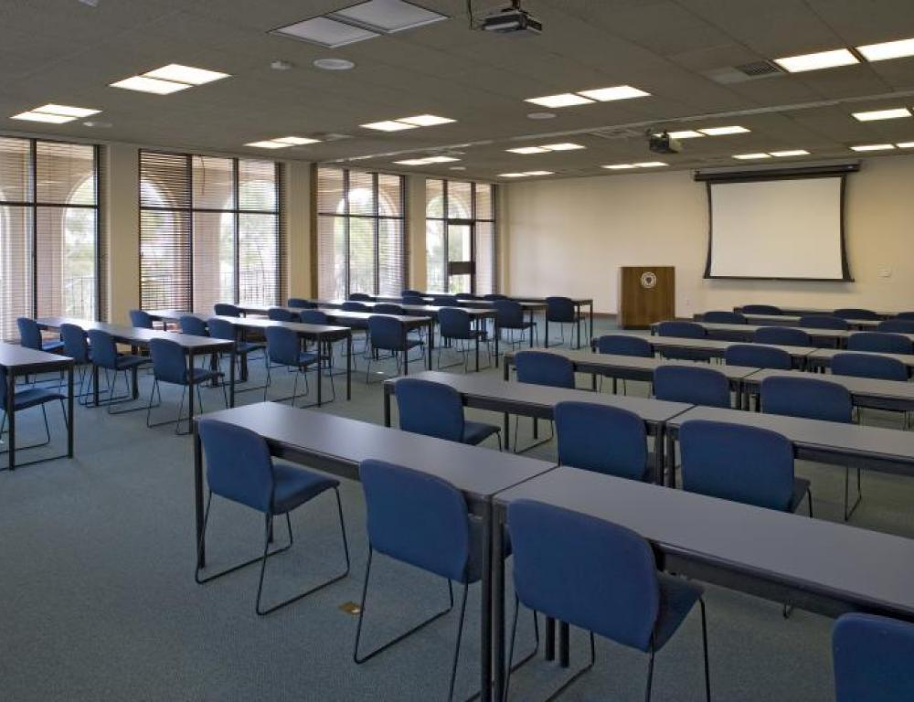 Manchester Conference Center Classroom