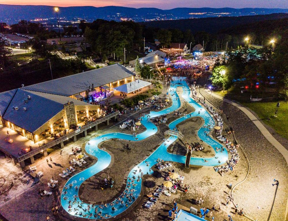 Montage Mountain Resorts Waterpark