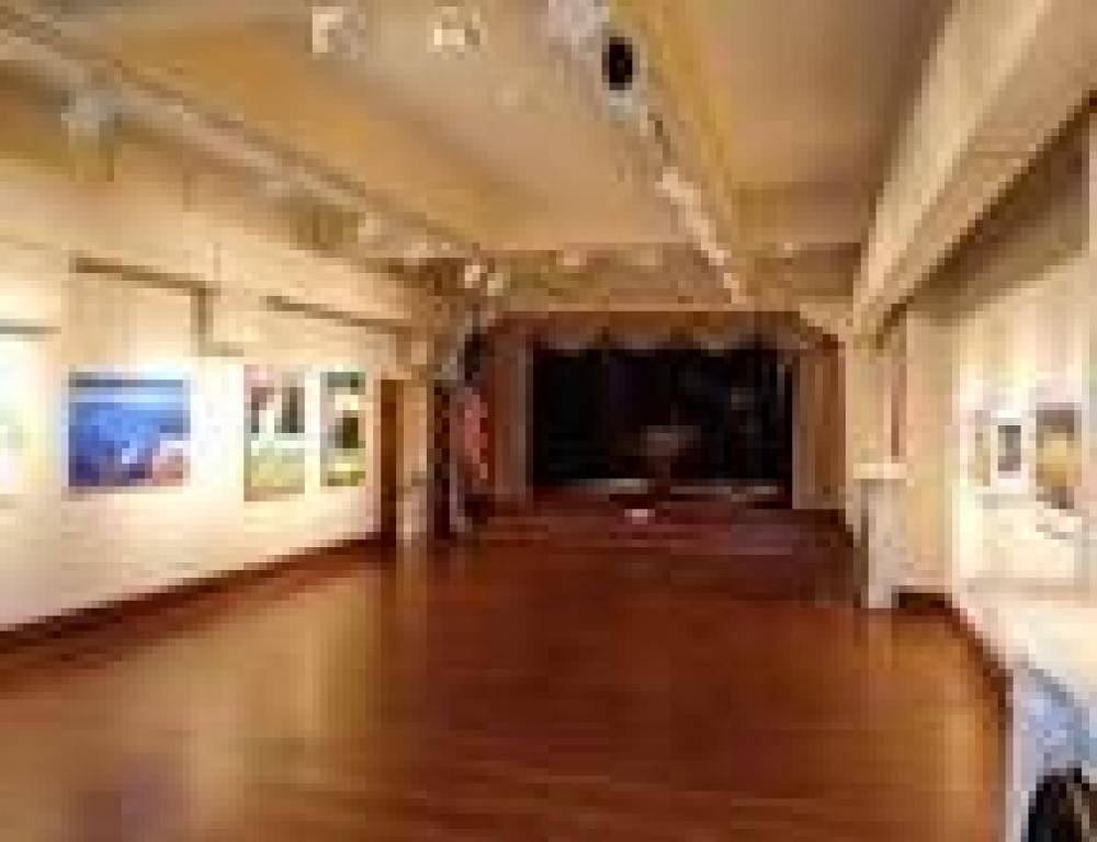 Arts Club of Washington, Main Gallery Stage