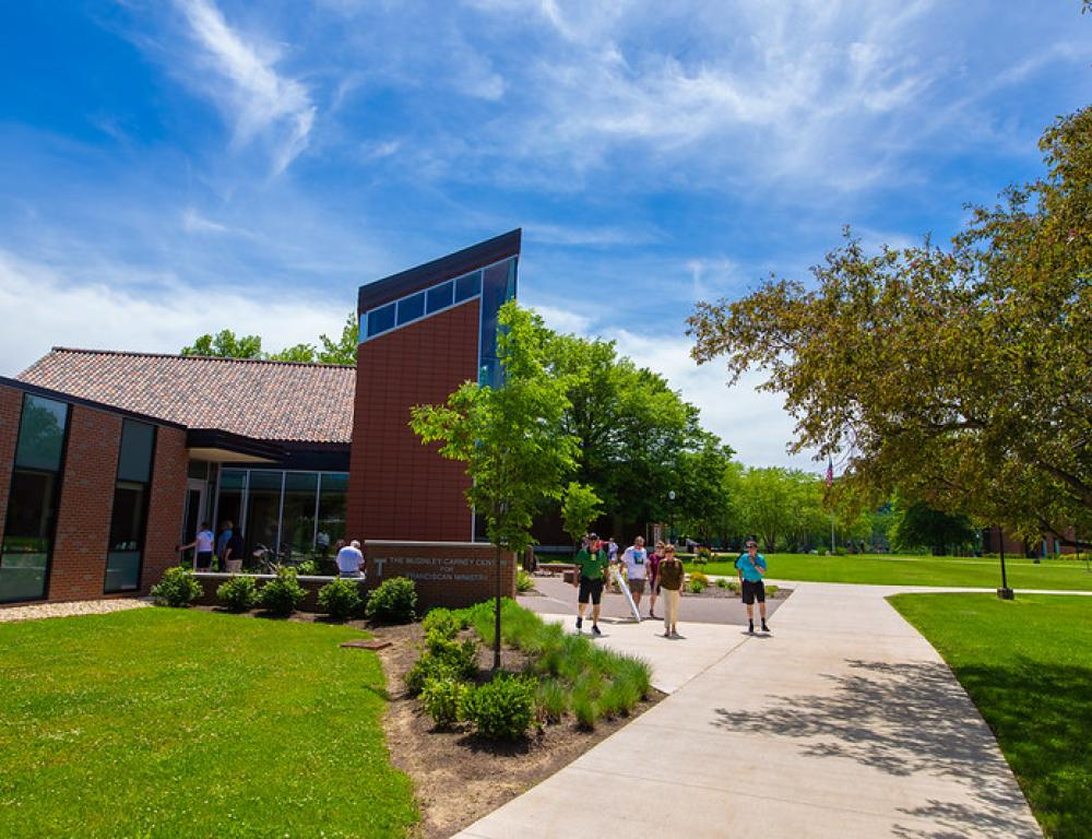 The McGinley-Carney Center for Franciscan Mission